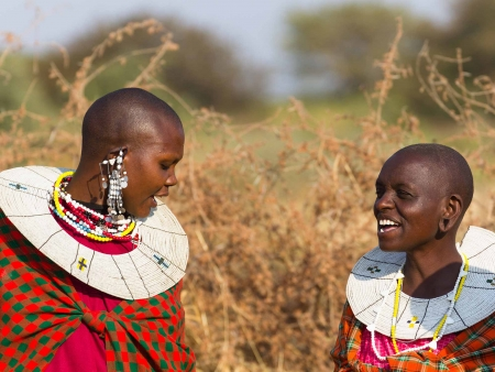 Safari et Terre Masaïs