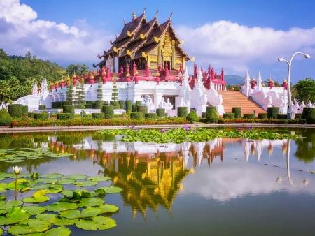 La capitale Lanna, cité aux 350 temples
