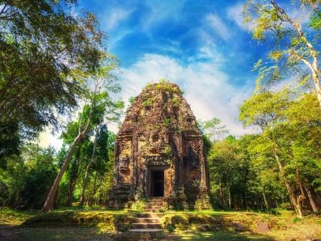 De Siem Reap à Phnom Penh : l'arrière-pays khmer