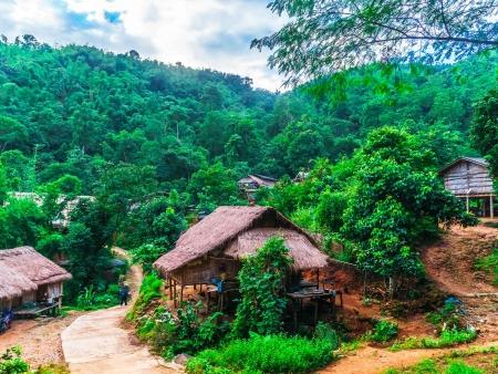 Arrivée dans le Nord de la Thaïlande