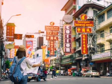 Environs d'Ayutthaya et prémisses de Bangkok