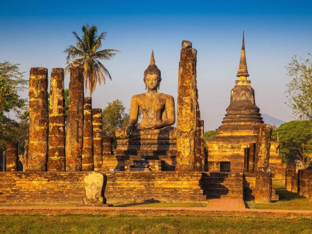 Sukhothai, ancienne capitale