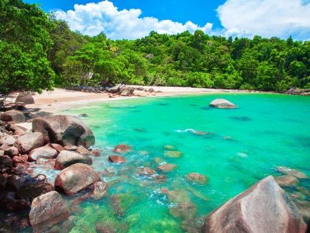 Les longues plages paisibles de Khao Lak