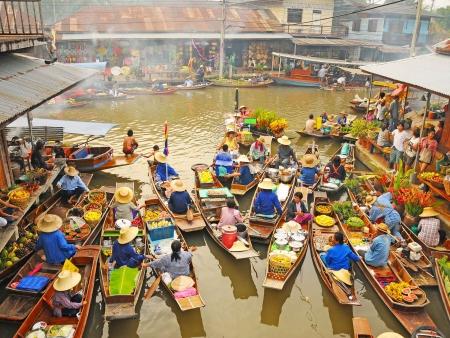 Bangkok d'hier et d'aujourd'hui