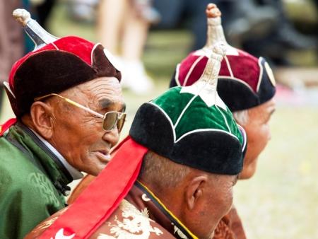 Arrivée en Mongolie - Oulan-Bator