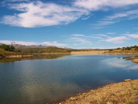 Sur les eaux tranquilles du Zambèze