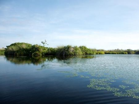 Légendaire Delta de l'Okavango