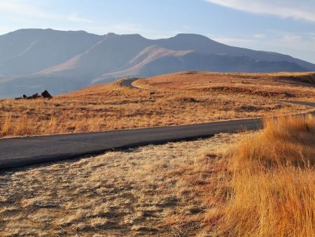 Le Golden Gate Highlands Park