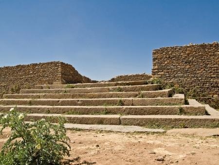 Sur les traces monumentales d'un royaume millénaire