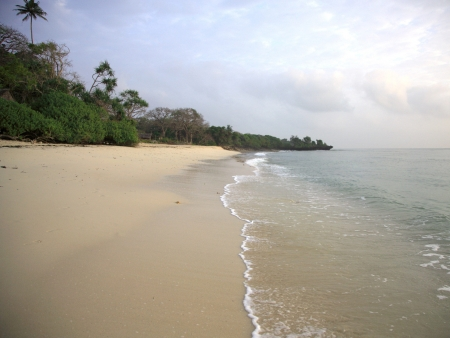 Envol vers l'Océan Indien