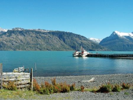 Croisière sur le fjord Última Esperanza
