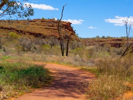 Traversée des petites villes aborigènes