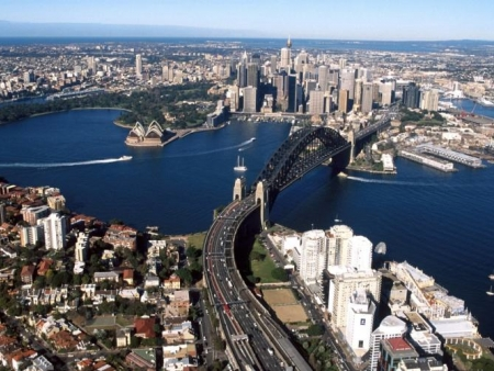 De Melbourne à Sydney