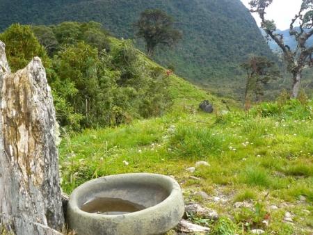Sur le Chemin de l'Inca