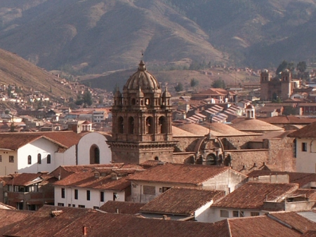 Quad à Cusco