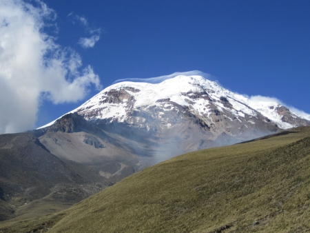 Préparation à l'ascension du Cotopaxi