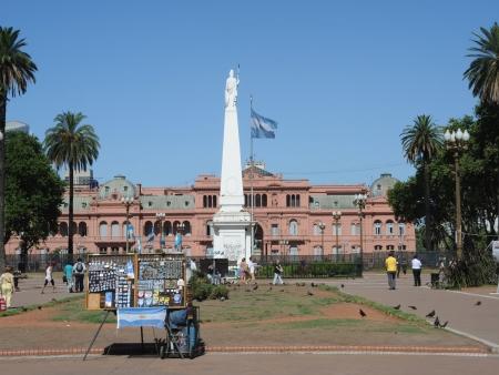 Flânerie dans Buenos Aires