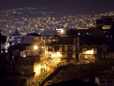 Valparaiso, perle du Pacifique