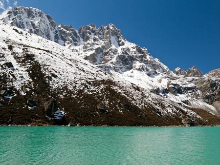 Vue sur 4 sommets de plus de 8000 mètres !