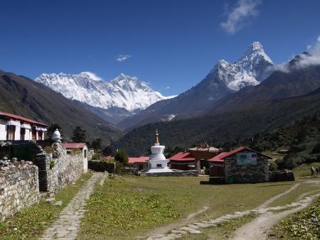 Retour à Katmandou