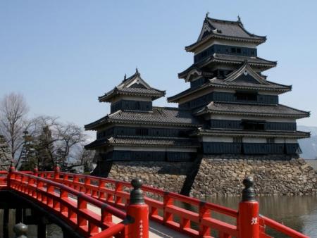 Jardin d'Okayama et Kurashiki OU Départ du Japon