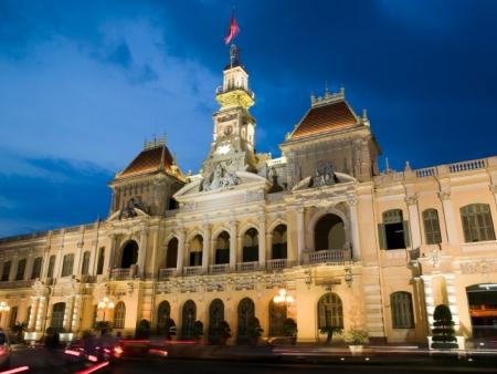 Arrivée à Ho Chi Minh Ville et Première découverte