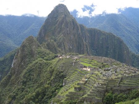 Journée à visiter le plus célèbre des sites incas