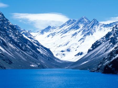 Lacs turquoise et Glaciers