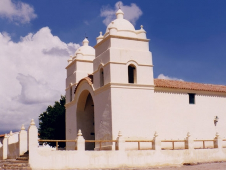 Petit village de Cachi