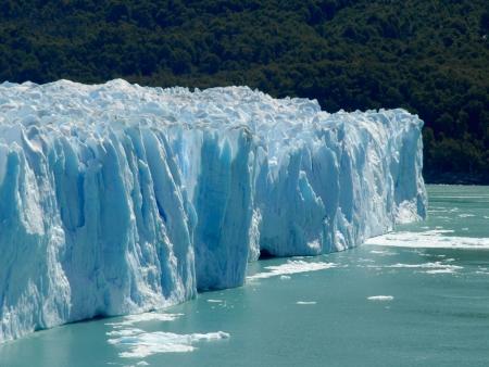 Navigation entre les Glaciers