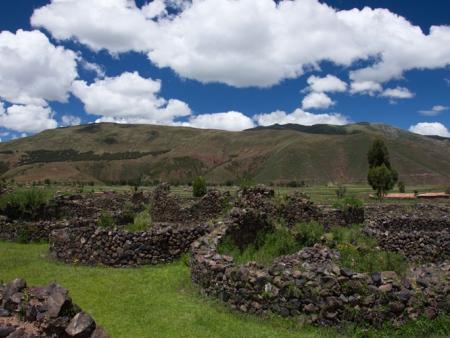 En route pour le Lac Titicaca