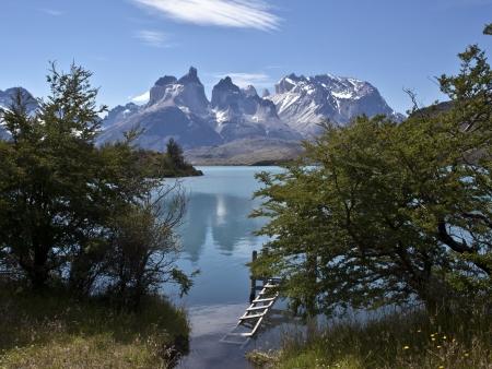 Spectacle sur le Cerro Castillo