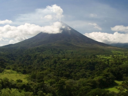 Le Volcan Arenal
