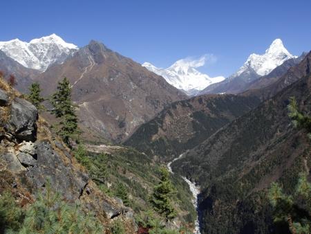 A l'Ouest de Katmandou