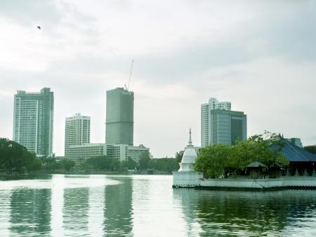 Départ du Sri Lanka