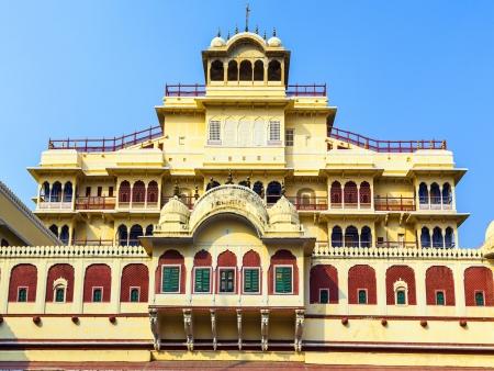 Visite du fort d'Amber et Rickshaw dans Jaipur