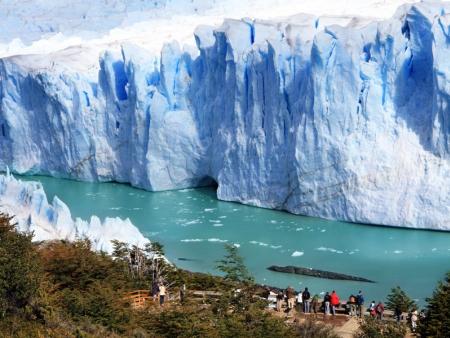 Arrivée en Patagonie !
