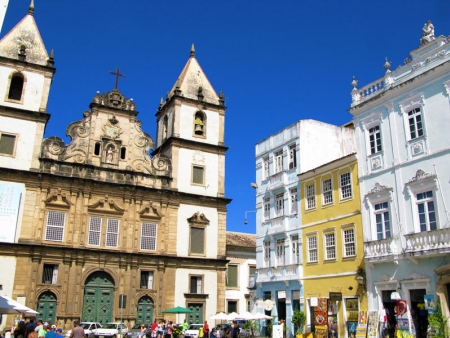 Salvador, entre histoire et modernité