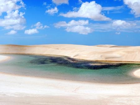 Le petit désert de Lençois