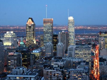 Visite de Montréal