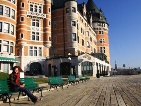 Les charmes de Québec