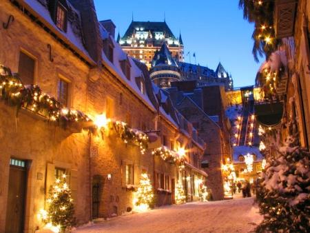 Québec, la ville