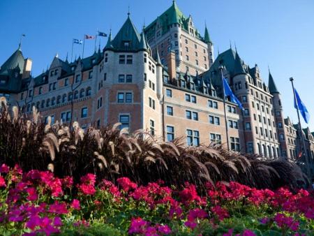 Bienvenue dans la capitale du Québec !