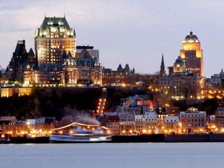 Québec en famille