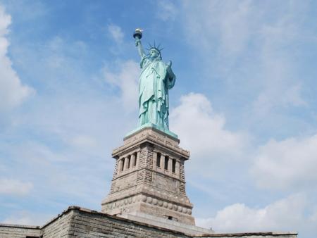 New York et son paysage urbain