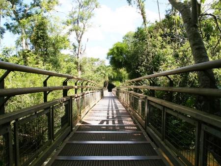 Iguazu, côté Brésilien