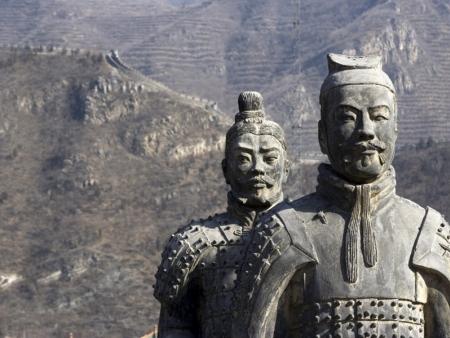 Vol domestique à destination de Xian