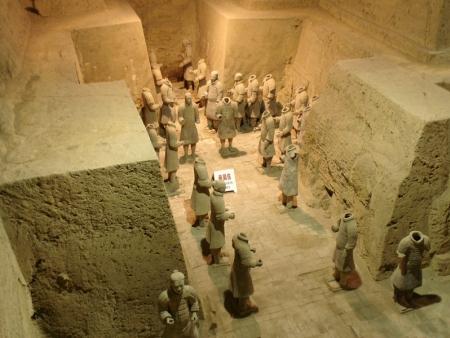 Poursuite de la découverte de Xian, la capitale du Shaanxi
