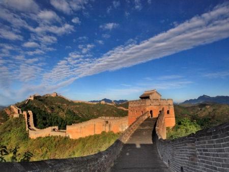 Grande Muraille Mutianyu, Fabrique de cloisonnés, la Voie Sacrée & les Tombeaux Ming