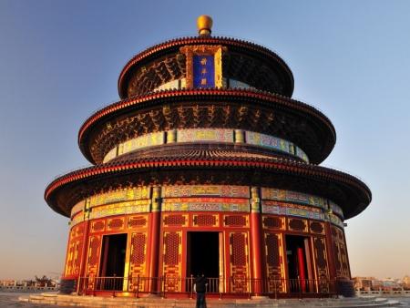 Le Temple du Ciel & la rue Wangfujing